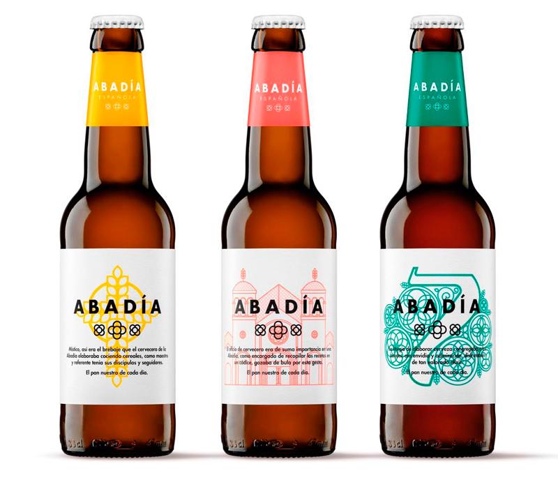 Rediseño Cerveza Abadía