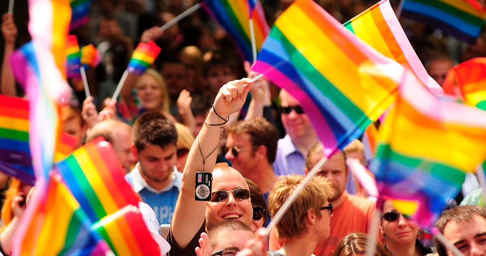 bandera orgullo LGTB historia arcoiris diseño