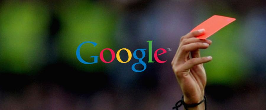 google me ha penalizado penalizacion
