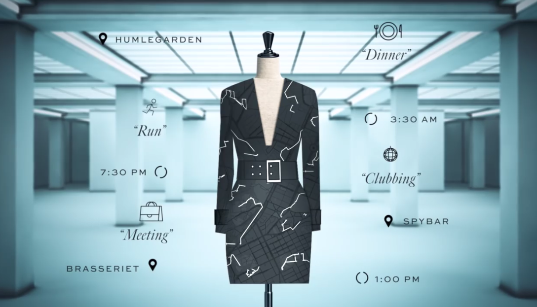 ropa inteligente, ropa tecnológica