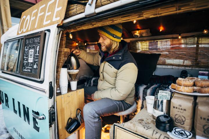 carabiner coffee, café diseño, cafetería curiosa