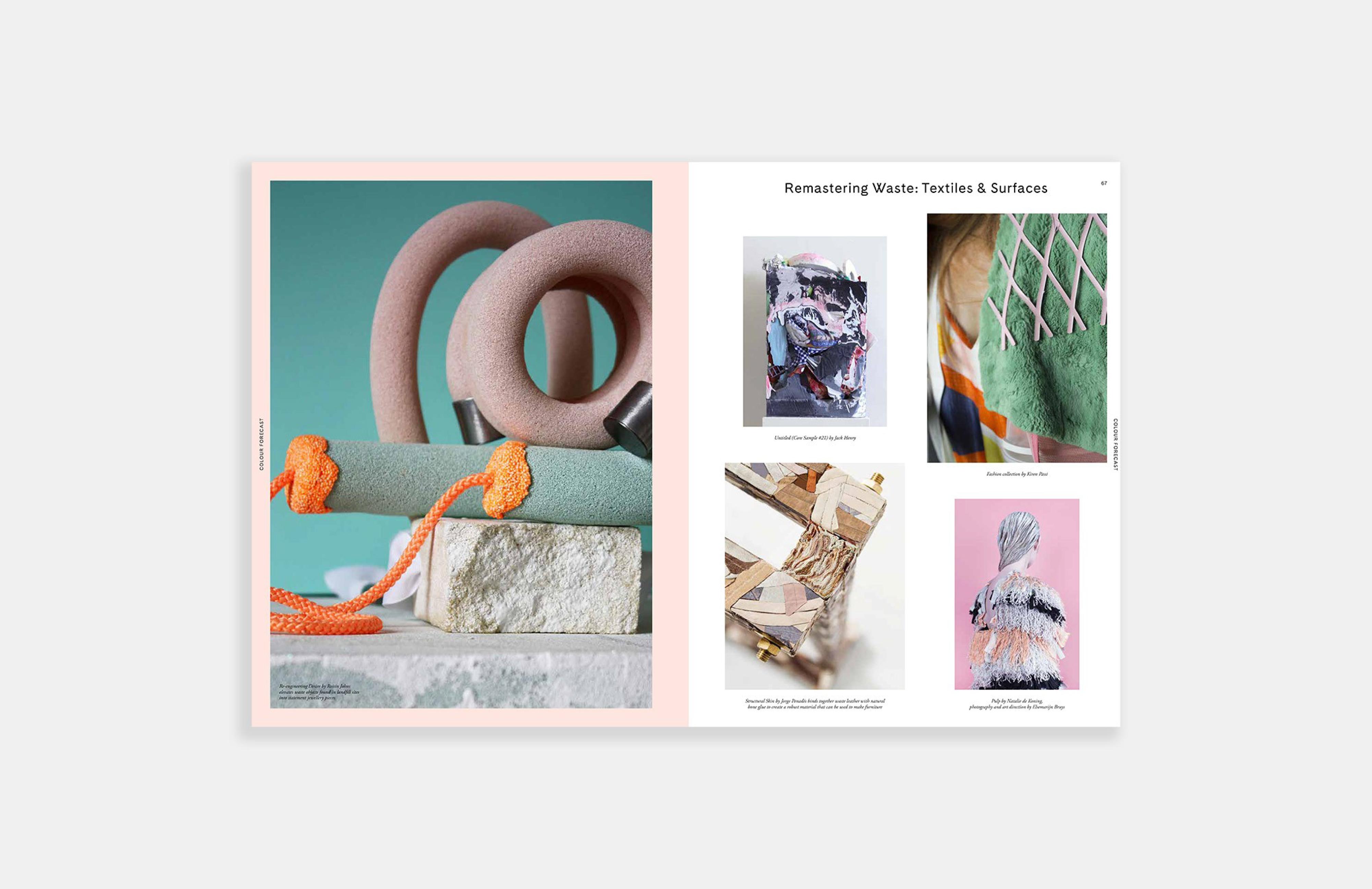 revista de Pantone, Pantone color 2017, Pantone magazine