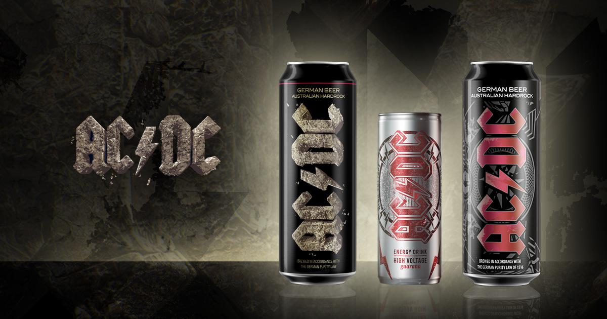 cervezas de grupos de rock, packaging de cerveza, cervezas de bandas de rock