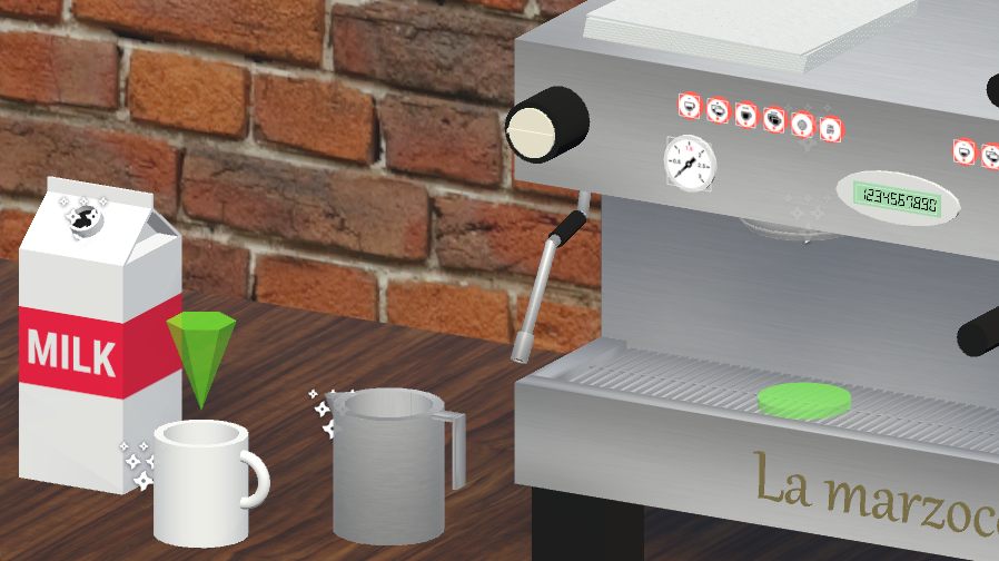 aprender a ser barista, realidad virtual, ser barista