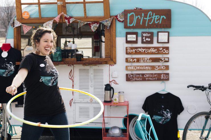 food truck cafetería, cafeterías curiosas, food truck