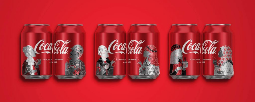 coca-cola, packaging, rediseño, diseño, bebida