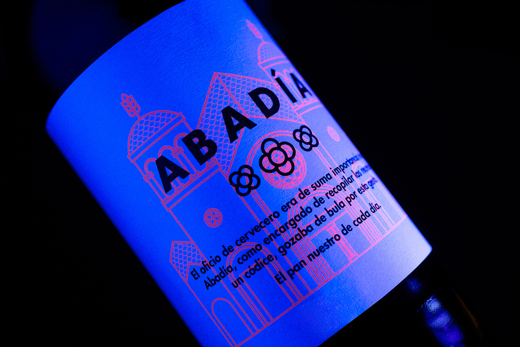 Rediseño Cerveza Abadia