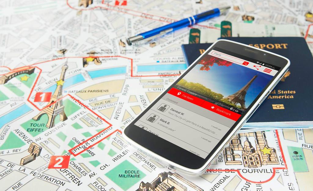 redes sociales viajes