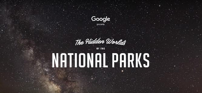 Google 360 national parks EEUU