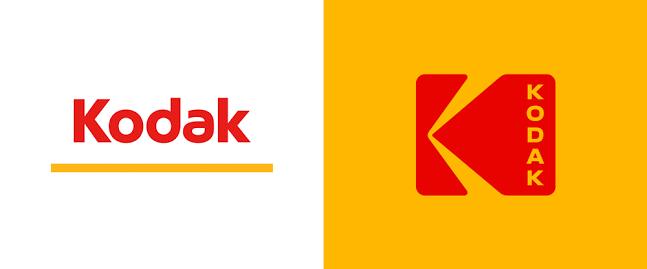 rebranding de kodak, rediseño de kodak, rediseño de marca