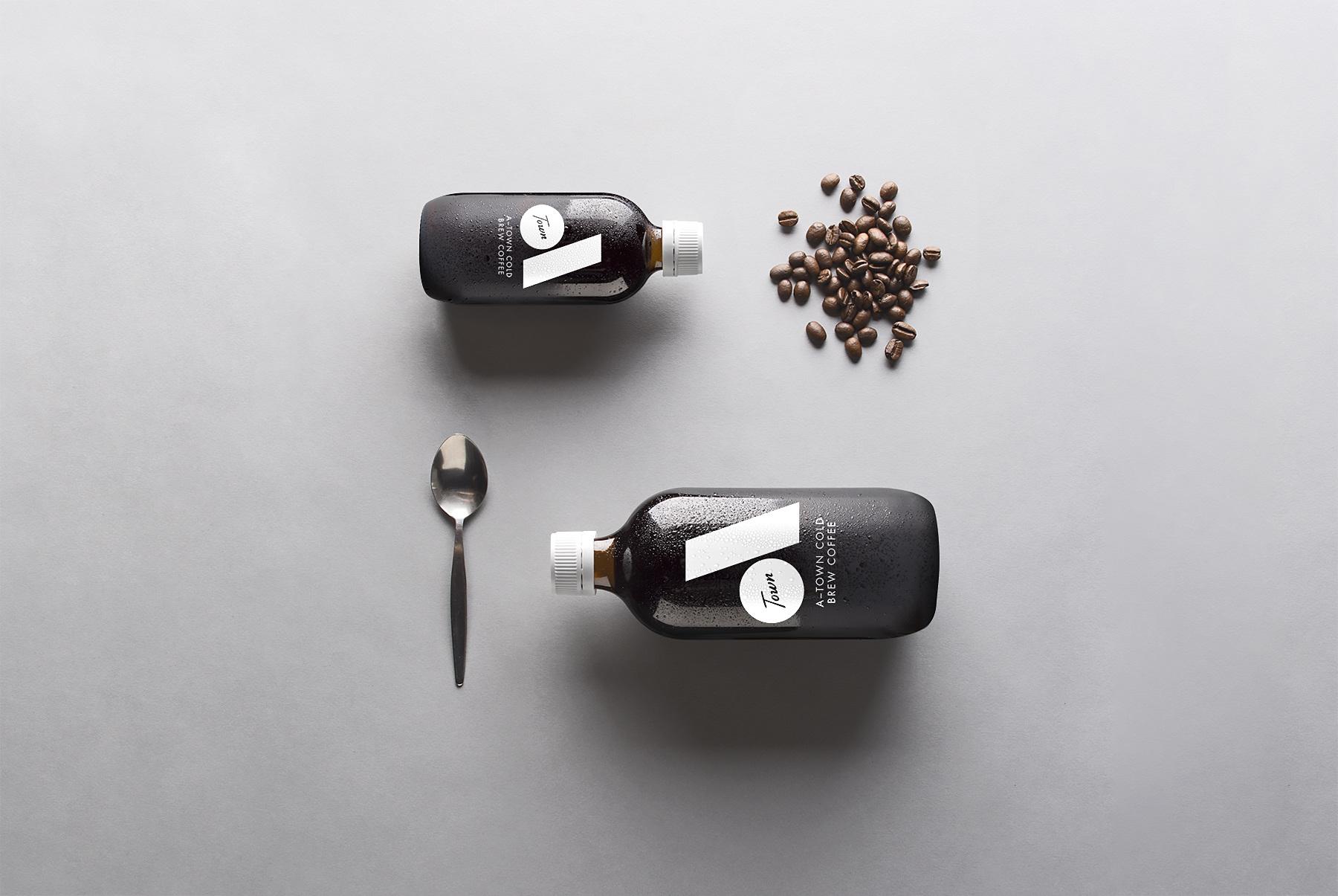 packagind de cold brew, packaging de café