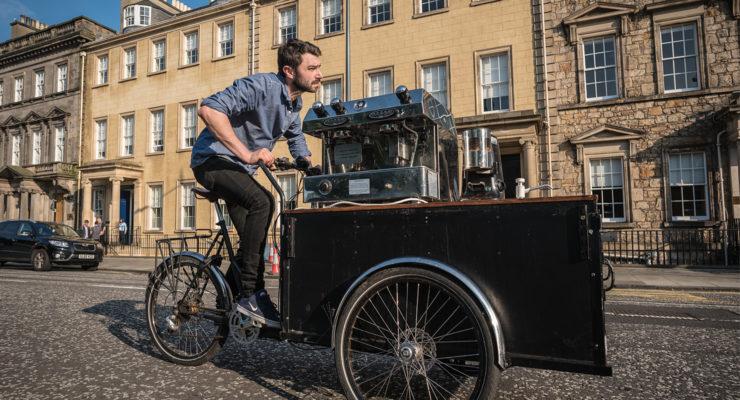 feliz lunes, café hipster, foodtruck café, café sobre ruedas