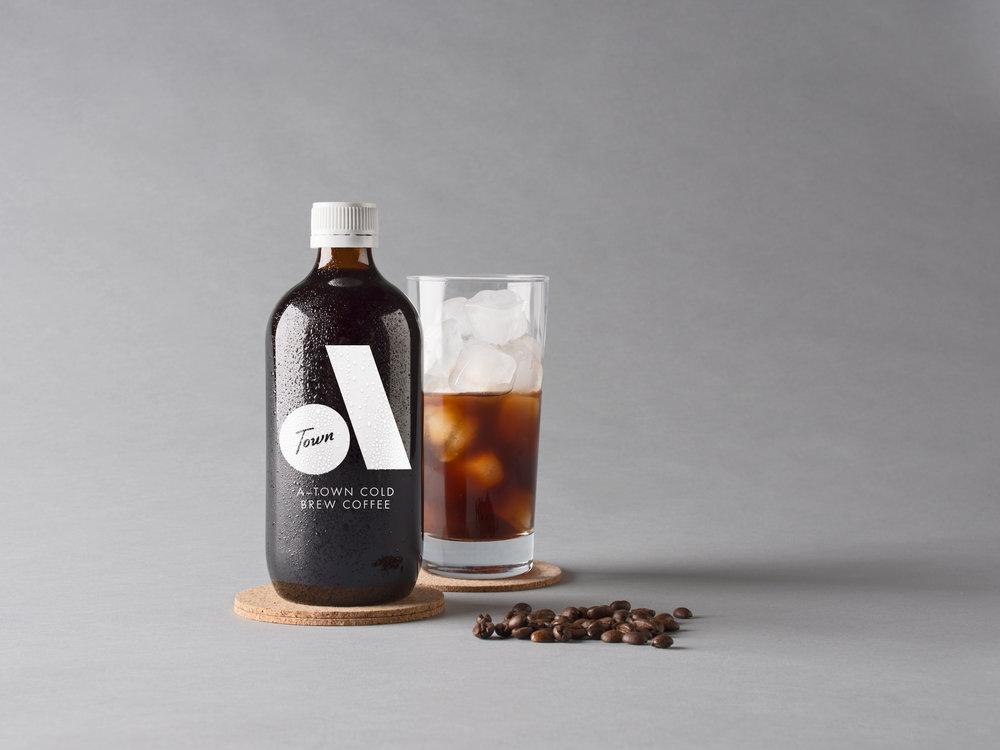 packaging de cold brew, packaging de café