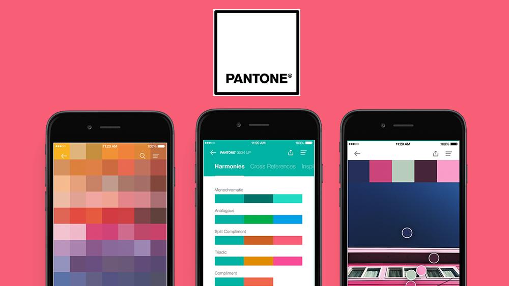 pantone studio, colores pantone