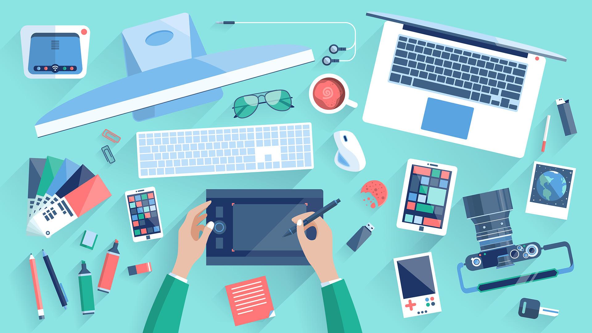 tendencias en diseño gráfico, diseño gráfico 2017