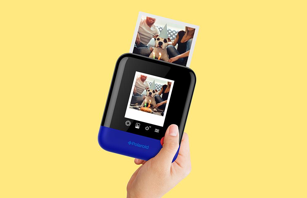 Polaroid Pop, cámara polaroid