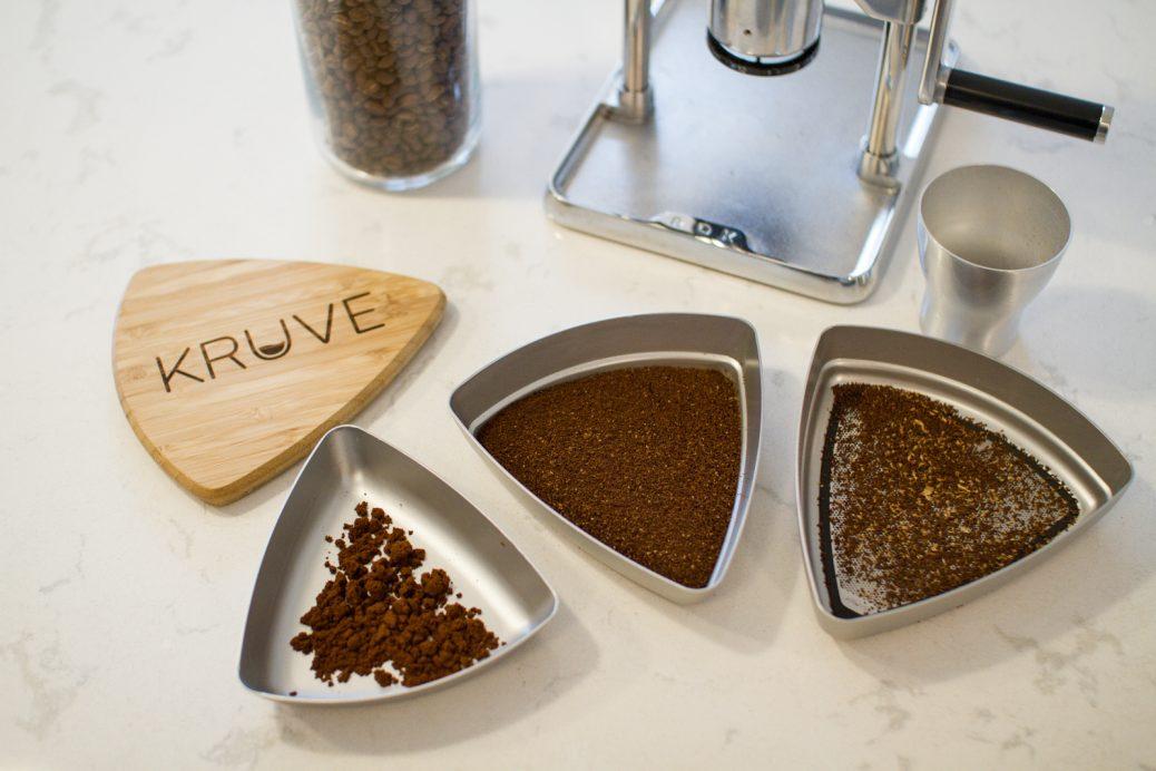 colador de café, colador kruve