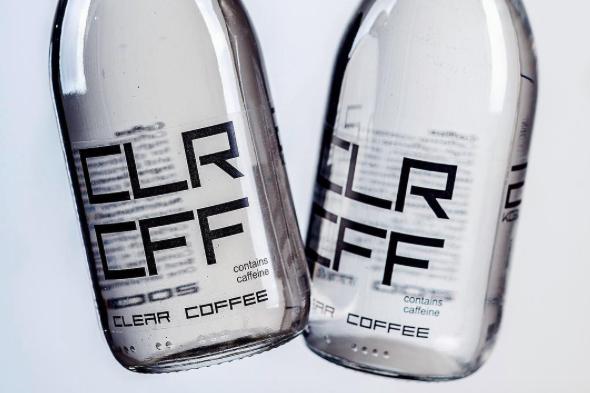 café transparente, CLR CFF