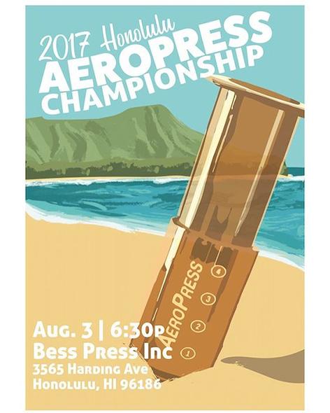 lunes de café, café, competición de aeropress, competiciones de aeropress