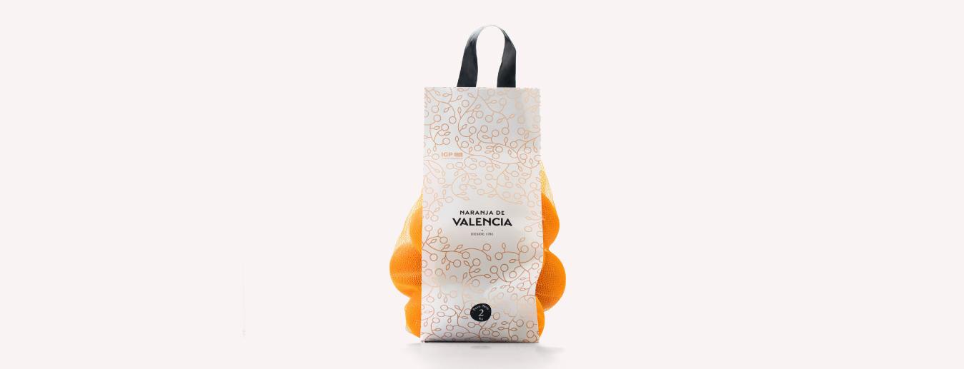 diseño de identidad de Naranja de Valencia, naranja de valencia, diseño de packaging