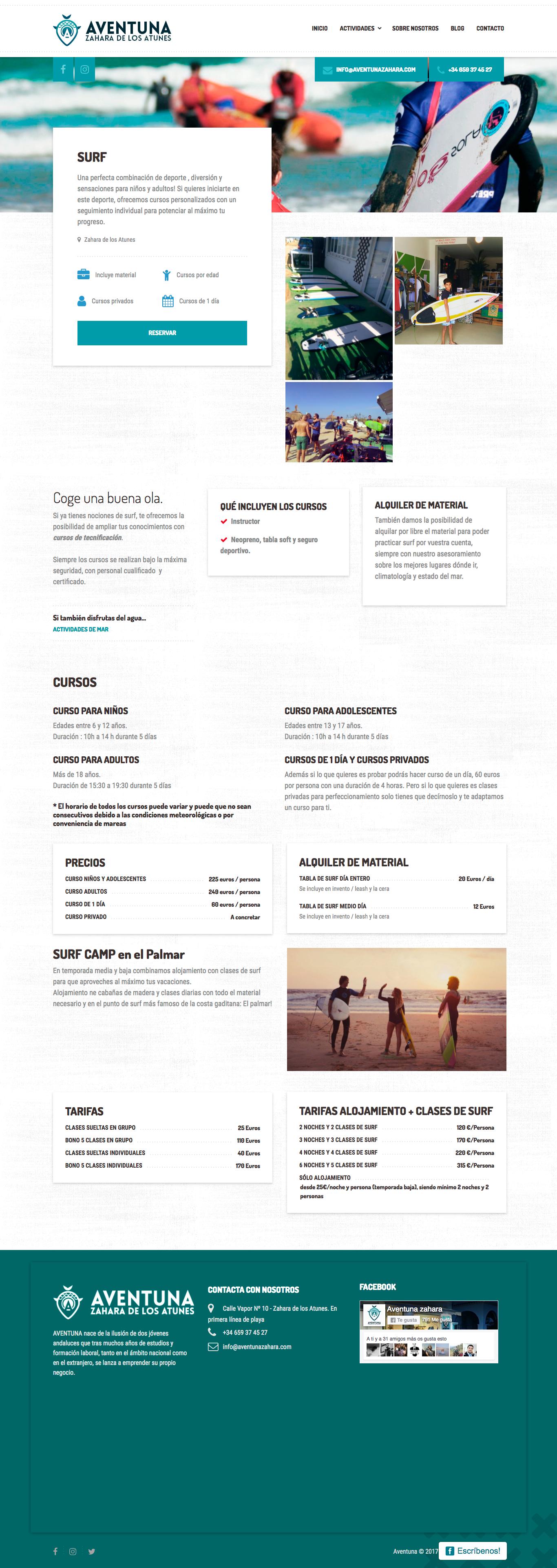 agencia de publicidad en sevilla, estudio de diseño web, diseño web sevilla