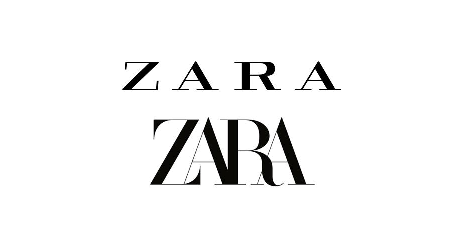 nuevo logo de zara, logo de zara, edo estudio, diseño grafico