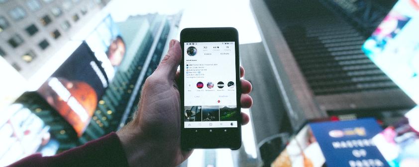 instagram, redes sociales, comercio, online, compras