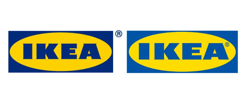 ikea, logo, diseño, diseño gráfico