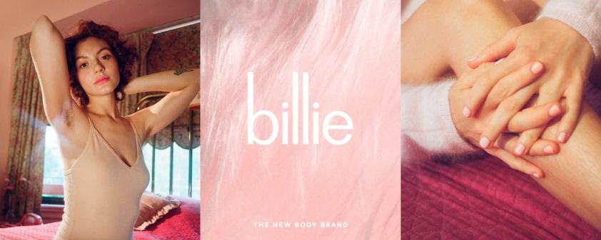 branding. marca, posición, estrategia, diseño, billie